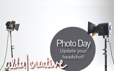 First Ever Headshot Event with alder|creative!