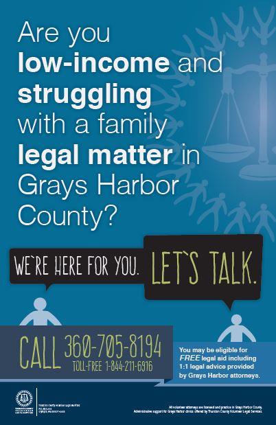 Thurston County Volunteer Legal Services