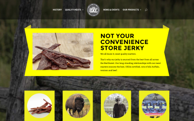 Featured Project: The Jerky Gal
